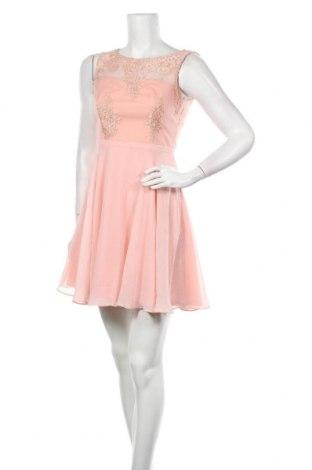 Φόρεμα Paradi, Μέγεθος S, Χρώμα Ρόζ , 85% πολυεστέρας, 15% ελαστάνη, Τιμή 33,17€