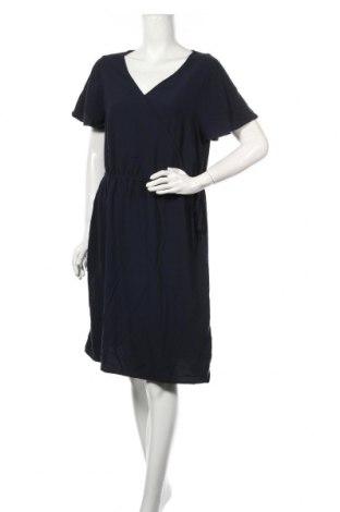 Φόρεμα Tom Tailor, Μέγεθος XL, Χρώμα Μπλέ, Βισκόζη, Τιμή 25,11€