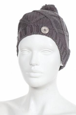 Καπέλο Oxbow, Χρώμα Γκρί, 60% βαμβάκι, 40%ακρυλικό, Τιμή 7,65€
