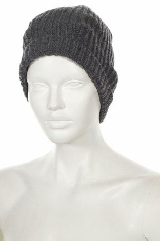 Καπέλο Pier One, Χρώμα Γκρί, 70% βαμβάκι, 25% πολυεστέρας, 5% άλλα νήματα, Τιμή 7,65€