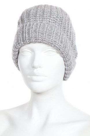 Καπέλο S.Oliver, Χρώμα Γκρί, 50% πολυακρυλικό, 30% πολυεστέρας, 20% μεταλλικά νήματα, Τιμή 10,65€