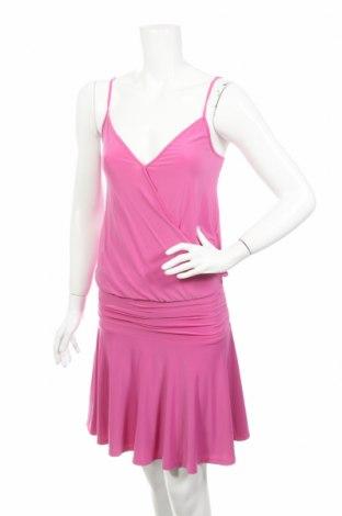 Рокля Express, Размер S, Цвят Розов, 94% полиестер, 6% еластан, Цена 8,58лв.