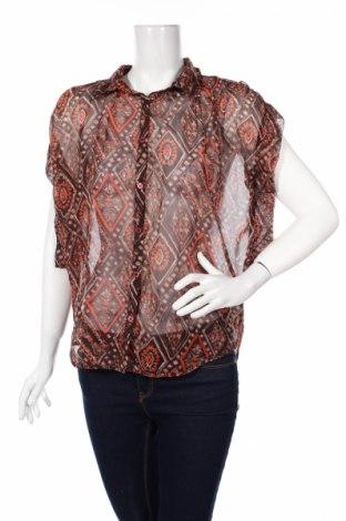 Γυναικείο πουκάμισο Love Fire