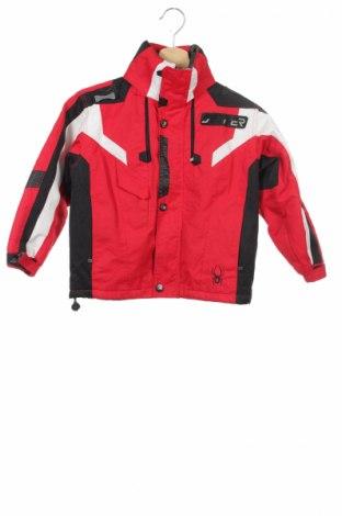 Dziecięca zimowa kurtka sportowa Spyder