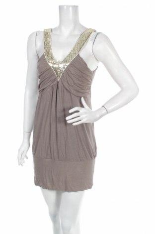 Φόρεμα Znk, Μέγεθος M, Χρώμα Καφέ, 95% βισκόζη, 5% ελαστάνη, Τιμή 3,90€