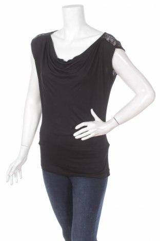 Дамска блуза Anna Field, Размер M, Цвят Черен, Вискоза, Цена 15,96лв.