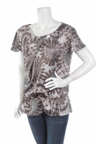 Дамска блуза Anna Field, Размер L, Цвят Сив, 97% полиестер, 3% еластан, Цена 15,96лв.