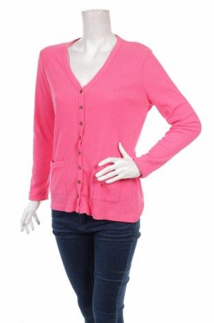 Дамска жилетка Esmara, Размер M, Цвят Розов, 60% памук, 40% полиестер, Цена 7,95лв.