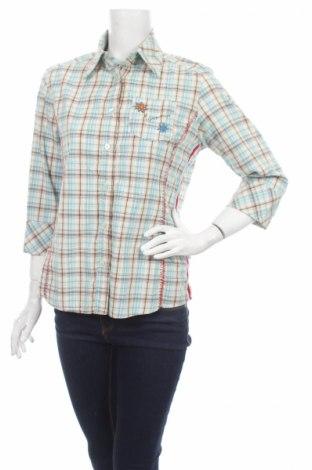 Дамска риза Cecil, Размер S, Цвят Многоцветен, 65% памук, 35% полиестер, Цена 6,40лв.