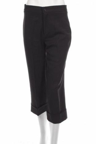 Γυναικείο παντελόνι Anna Rossi, Μέγεθος M, Χρώμα Μαύρο, Πολυεστέρας, Τιμή 4,85€