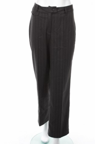 Дамски панталон Bianca, Размер L, Цвят Черен, 64% полиестер, 34% вискоза, 2% еластан, Цена 8,35лв.