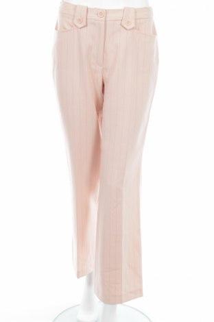 Дамски панталон Laura Scott, Размер S, Цвят Розов, 98% полиестер, 2% вискоза, Цена 8,97лв.