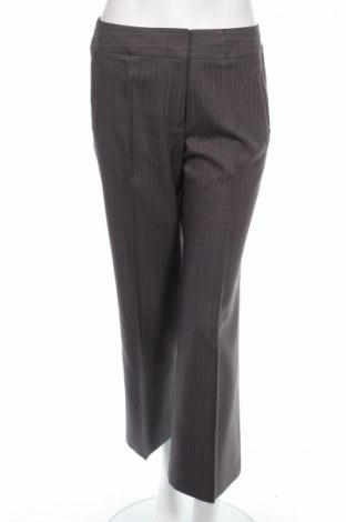 Дамски панталон Marks & Spencer, Размер M, Цвят Сив, 9% полиестер, 2% вискоза, Цена 9,73лв.