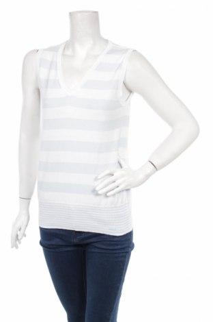 Дамски пуловер S.Oliver, Размер M, Цвят Бял, Цена 10,58лв.