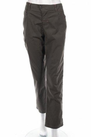 Дамски спортен панталон Trespass, Размер M, Цвят Зелен, 65% полиестер, 35% памук, Цена 53,30лв.