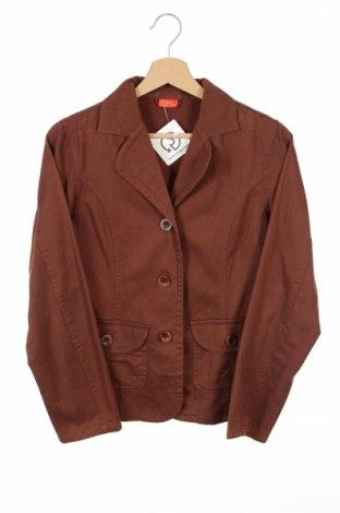 Детско сако Cfl, Размер 12-13y/ 158-164 см, Цвят Кафяв, 100% памук, Цена 8,50лв.