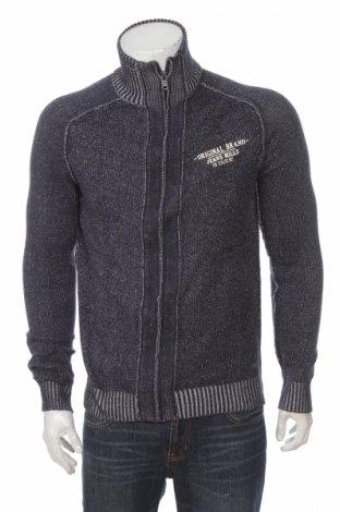 Jachetă tricotată de bărbați Angelo Litrico
