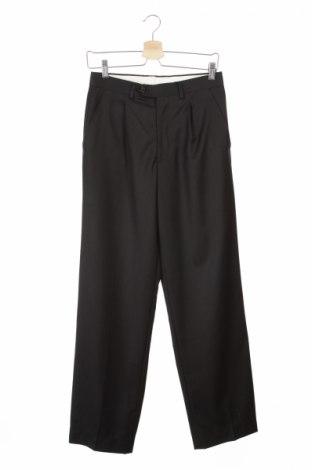 Мъжки панталон Pierre Cardin, Размер S, Цвят Черен, 65% полиестер, 35% вискоза, Цена 49,30лв.