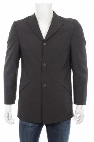 Ανδρικό σακάκι Berto Lucci, Μέγεθος M, Χρώμα Γκρί, Πολυεστέρας, Τιμή 26,29€