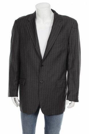 Ανδρικό σακάκι Joseph Abboud, Μέγεθος L, Χρώμα Γκρί, Βισκόζη, μαλλί, Τιμή 3,40€