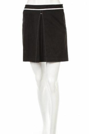Φούστα, Μέγεθος S, Χρώμα Μαύρο, 69% βαμβάκι, 28% πολυαμίδη, 3% ελαστάνη, Τιμή 4,38€
