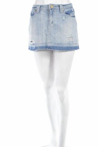 Пола Denim&Co., Размер M, Цвят Син, 100% памук, Цена 31,00лв.
