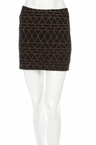 Φούστα H&M, Μέγεθος S, Χρώμα Μαύρο, 95% βαμβάκι, 5% ελαστάνη, Τιμή 4,76€