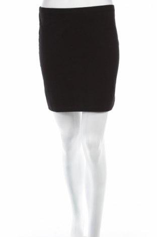 Φούστα H&M Divided, Μέγεθος M, Χρώμα Μαύρο, 95% βαμβάκι, 5% ελαστάνη, Τιμή 5,41€