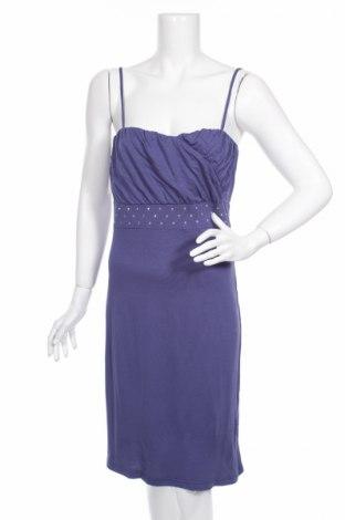 Φόρεμα Even&Odd, Μέγεθος S, Χρώμα Μπλέ, 95% βισκόζη, 5% ελαστάνη, Τιμή 2,50€