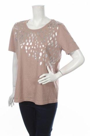 Дамска блуза, Размер XL, Цвят Кафяв, Цена 7,50лв.