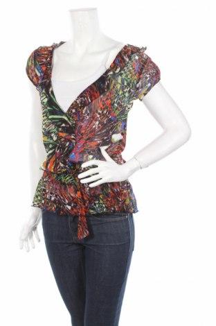 Γυναικεία μπλούζα Geisha, Μέγεθος M, Χρώμα Πολύχρωμο, Πολυαμίδη, Τιμή 2,94€