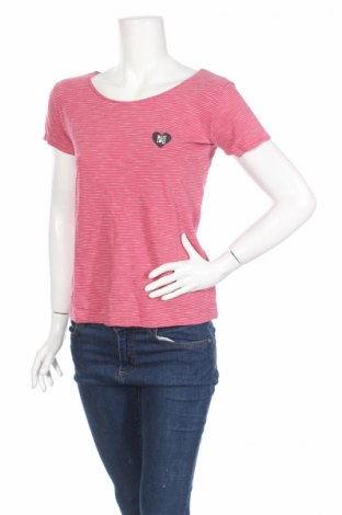 Дамска блуза Ltb, Размер XS, Цвят Розов, Памук, Цена 27,84лв.