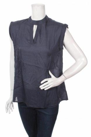 Дамска блуза Ltb, Размер M, Цвят Син, Вискоза, Цена 25,52лв.