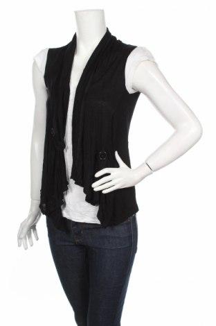 Дамска блуза One Love, Размер S, Цвят Черен, Вискоза, Цена 16,15лв.