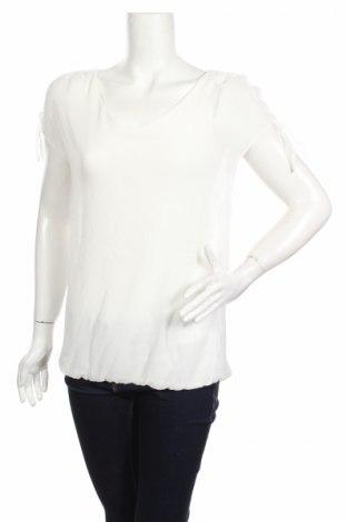 Γυναικεία μπλούζα Soya Concept, Μέγεθος XS, Χρώμα Λευκό, Πολυεστέρας, βισκόζη, ελαστάνη, Τιμή 3,48€