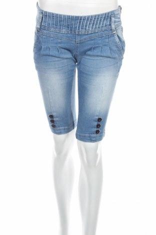 Γυναικείο κοντό παντελόνι Acce Star Jeans
