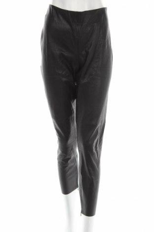 Dámske kožené nohavice  Zara