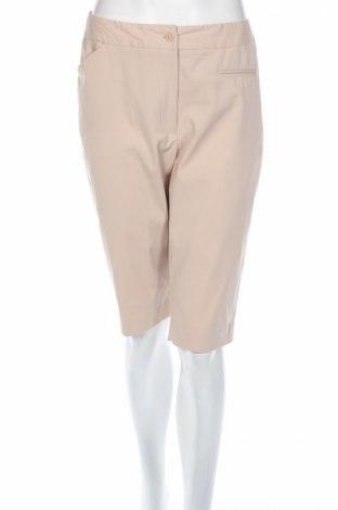 Дамски панталон J'envie, Размер S, Цвят Бежов, 63% полиестер, 33% вискоза, 4% еластан, Цена 7,40лв.