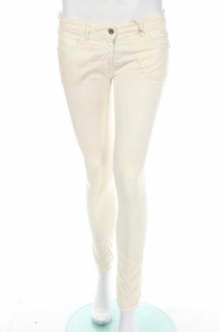 Дамски панталон Patrizia Pepe, Размер M, Цвят Бежов, 97% лиосел, 3% еластан, Цена 48,36лв.