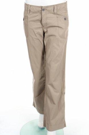 Дамски панталон Urban Basics, Размер S, Цвят Бежов, Памук, Цена 6,40лв.