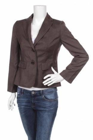 Дамско сако Ann Taylor, Размер S, Цвят Кафяв, 75% полиестер, 18% вискоза, 7% вълна, Цена 70,00лв.
