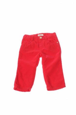 Pantaloni raiați de copii Armani Baby