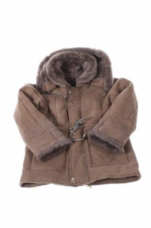 Detská kožená bunda  Claudia