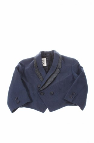 Детско сако, Размер 9-10y/ 140-146 см, Цвят Син, Цена 7,48лв.