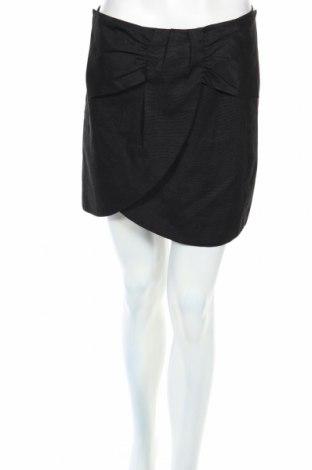 Φούστα Orsay, Μέγεθος S, Χρώμα Μαύρο, 55% βαμβάκι, 45% πολυεστέρας, Τιμή 3,09€