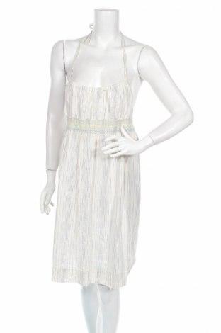 Φόρεμα Capasca, Μέγεθος S, Χρώμα Λευκό, 99% βαμβάκι, 1% μεταλλικά νήματα, Τιμή 5,61€