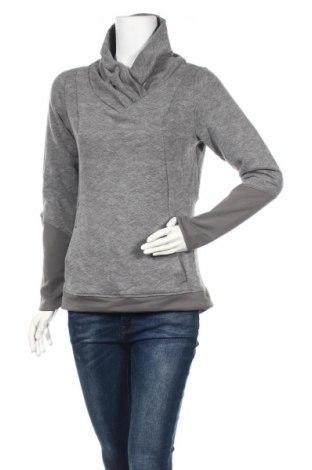 Дамска спортна блуза Quechua, Размер S, Цвят Сив, Цена 14,18лв.