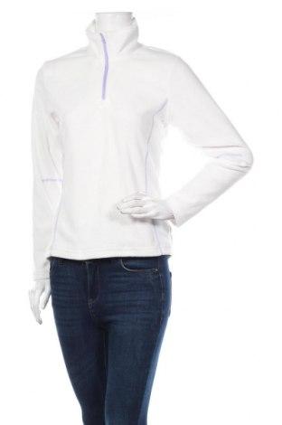 Дамска поларена блуза, Размер M, Цвят Бял, Цена 12,60лв.