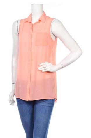 Дамска риза Sinsay, Размер M, Цвят Оранжев, Цена 22,00лв.