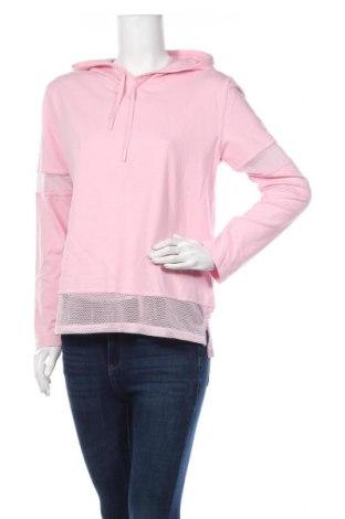 Дамски суичър Active&Co, Размер M, Цвят Розов, 60% памук, 40% полиестер, Цена 18,95лв.